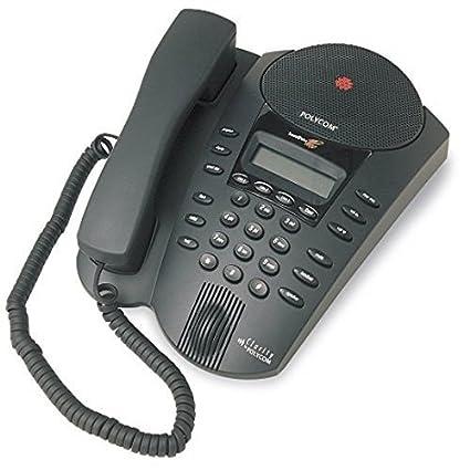 amazon com polycom soundpoint pro se 220 2 line conference phone rh amazon com Polycom SoundPoint Pro SE-220 Polycom SoundPoint Pro SE-220
