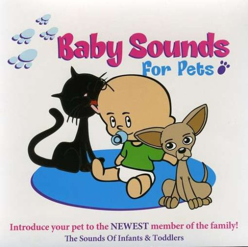 Price comparison product image Baby Sounds for Pets