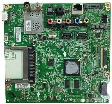 Placa Main LG 49UH610V EAX66943504(1.0) EBR82405801: Amazon.es: Electrónica