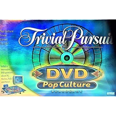 Trivial Pursuit Pop Culture Dvd Trivia Game: Toys & Games