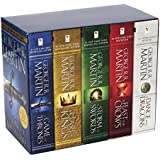 George R. R. Martin's A Game of Thrones 5-Book Boxed Set (Song of Ice and Fire Series): A Game of Thrones, A Clash of Kings, A Storm of Swords, A ... (George R. R. Martin Song of Ice and Fire)