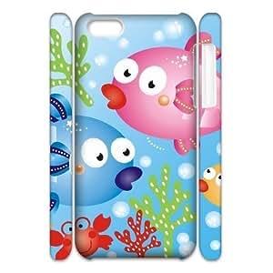 C-Y-F-CASE DIY Design Fish Pattern Phone Case For iPhone 5C hjbrhga1544