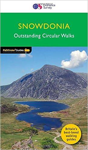 lake district outstanding circular walks pathfinder guides
