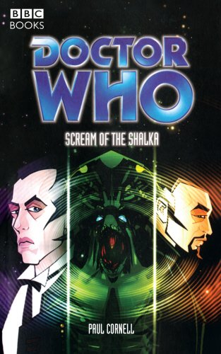 book cover of The Scream of the Shalka