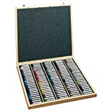 Sennelier Oil Pastel 120 Assorted Wood Box