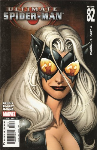Ultimate Spider-man #82 (Warriors: Part 4) November 2005