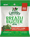 Greenies Breath Buster Bites Crisp Apple (1.2 oz) Review