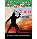 img - for Ninjas and Samurai( A Nonfiction Companion to Magic Tree House #5( Night of the Ninjas)[MTH FACT TRACKER #30 NINJAS &][Paperback] book / textbook / text book
