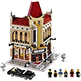 Lego Creator Palace Cinema Play Set with Child actress, Chauffeur, Female/Male Guest, Photographer and Cinema Worker, 2196 Pieces