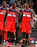 John Wall & Bradley Beal Washington Wizards NBA Action Photo (Size: 8' x 10')