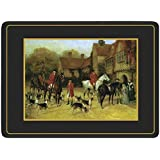Pimpernel Tally Ho Placemats - Set of 4 (Large)