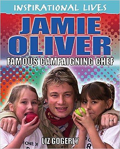 Jamie Oliver (Inspirational Lives)