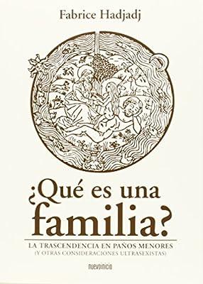 QUE ES UNA FAMILIA