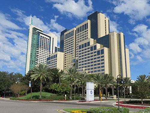 Gifts Delight Laminated 32x24 Poster Hyatt Regency Orlando Hotel Orlando, Florida 003 -
