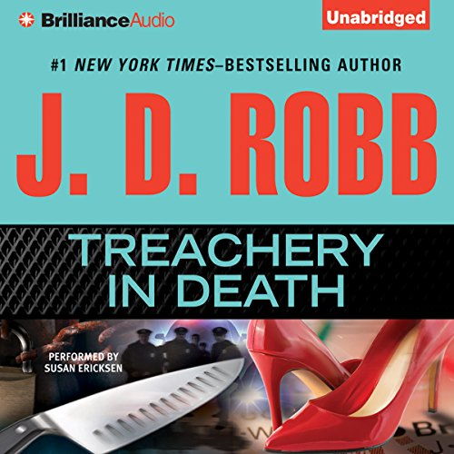 Treachery in Death Audiobook [Free Download by Trial] thumbnail