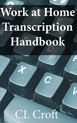 Work at Home Transcription Handbook
