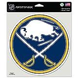 NHL 8x8 Color Die-Cut Decal