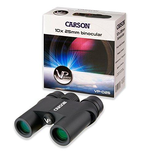 Carson VP-025 wasserdicht/beschlagsicher Fernglas 10 x 25 mm 1ifNV2pJGh