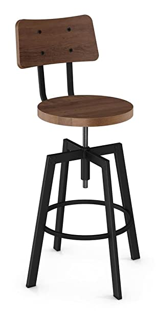 Strange Amazon Com Amisco Contemporary Woodland Screw Counter Gmtry Best Dining Table And Chair Ideas Images Gmtryco