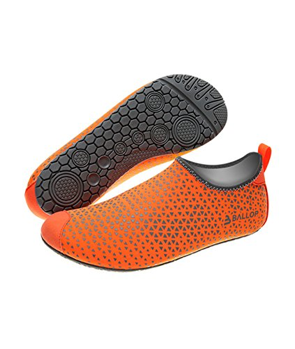 "BALLOP Schuhe ""Triangle red"", V1-Sohle"