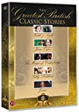 The Greatest British Classic Stories - 8-DVD Box Set ( North & South / Jane Eyre / The Mayor of Casterbridge / The Shadow in the North / The Ruby in the [ NON-USA FORMAT, PAL, Reg.0 Import - Sweden ]