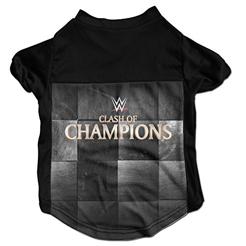 [WWE Clash Of Champions 2016 Fantastic Dog Clothes Sweaters Shirt Hoodie For Dog] (Wwe Kane Costume For Sale)