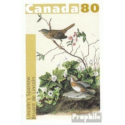 canada 2197 (complète.Edition.) 2004 Oiseaux (Timbres pour les collectionneurs)