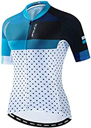 Weimostar Cycling Jersey Women Bike Shirt Top Pro Team Summer Short Sleeve MTB Bicycle Clothing