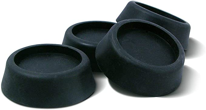 Genuine LG Anti Vibration Noise Reducing Foot Rubber Stopper for Washing Machine
