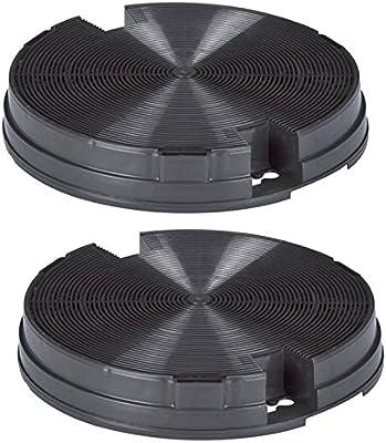 Spares2go Tipo 29 carbono filtro de carbón para IKEA Campana Extractor Ventilación (Pack de 2): Amazon.es: Grandes electrodomésticos
