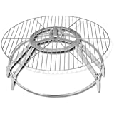 Campfire Genie BBQ Grill and Fire Pit, 22-Inch