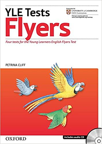 Flyers Test Book