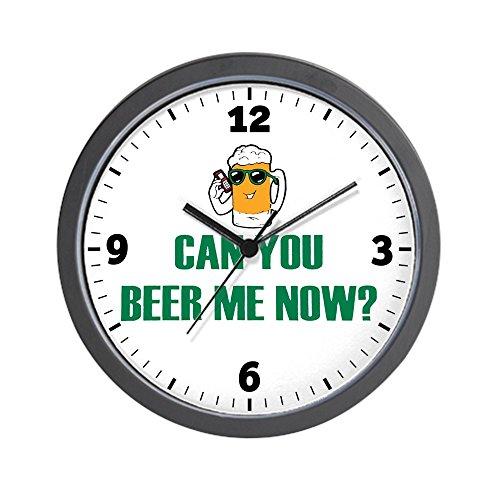Wall Clock Can You Beer Me Now Beer Mug