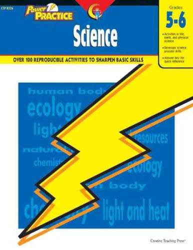Power Practice: Science, Gr. 5-6