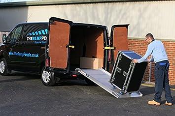 Viper - Rampa para furgoneta de alta resistencia (1800 mm x 920 mm x 900 kg).: Amazon.es: Coche y moto