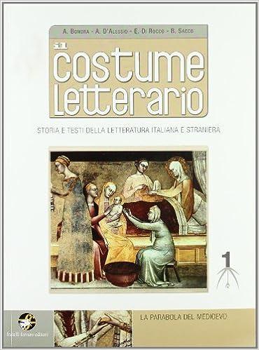 il costume letterario 1