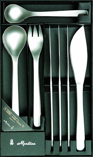 Sori Yanagi Dessert cutlery set 24pcs (Japan Import) by Sori Yanagi