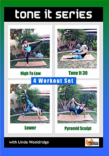 Barlates Body Blitz Tone It Series 4 Workout DVD