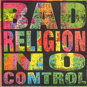 Bad Religion No Control (Bad Religion: No Control (Limited Edition Pink Vinyl) Vinyl LP)