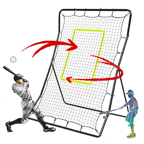 Portzon Pitch Back BaseballSoftball