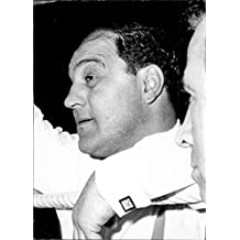 Vintage photo of Portrait of Rocky Marciano.