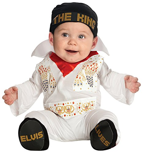 Elvis Baby Infant Costume - (Elvis Costume For Baby)