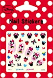 Disney Nail Art stickers Cartoon Decoration Mix 4-Pack (Minnie)
