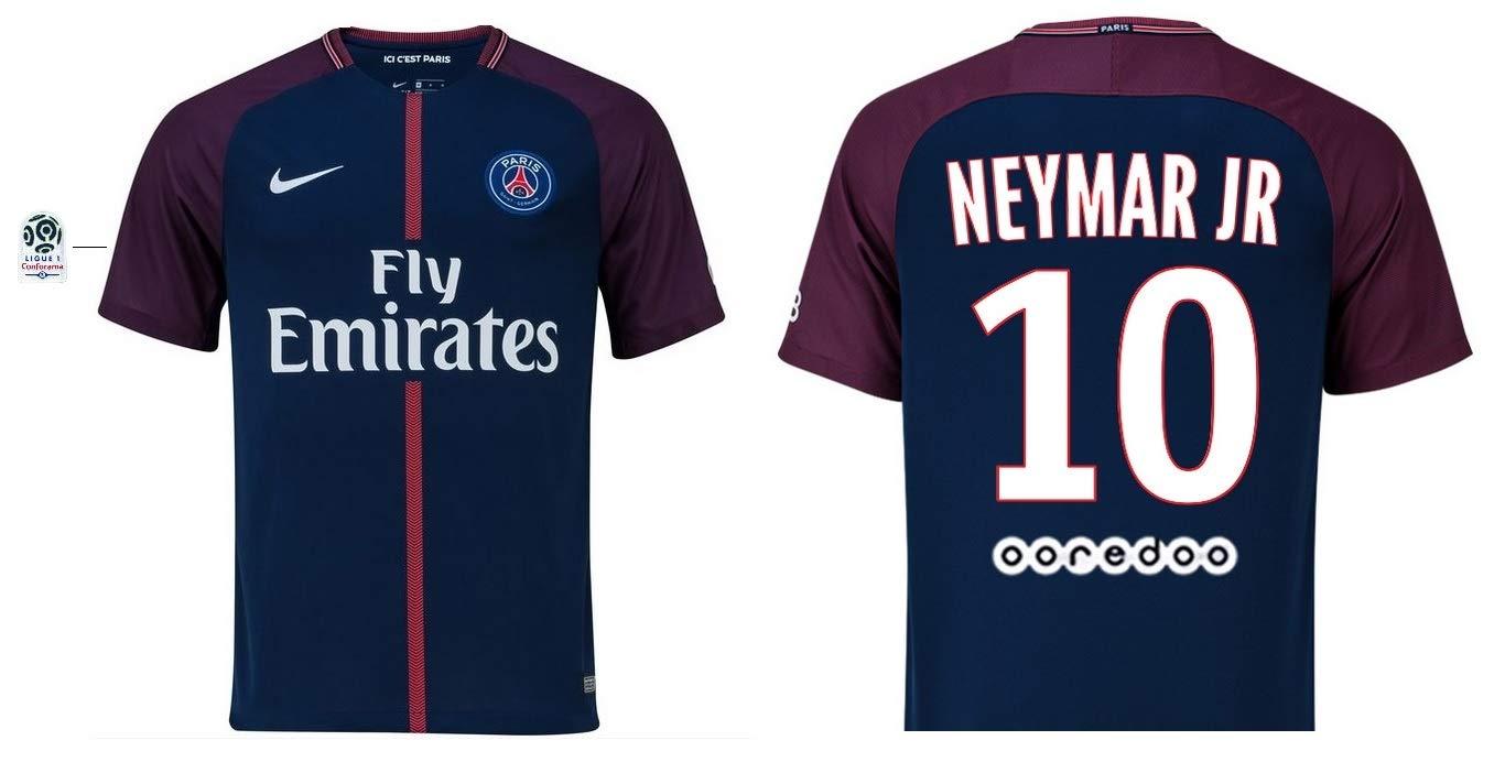 PSG Trikot Kinder 2017-2018 Home L1 - Neymar Jr 10