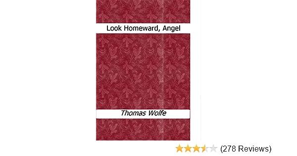 look homeward angel plot