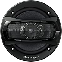 Pioneer TS-A1675S 300W 6 3-Way Coaxial Speakers, Set of 2 (Discontinued by Manufacturer)