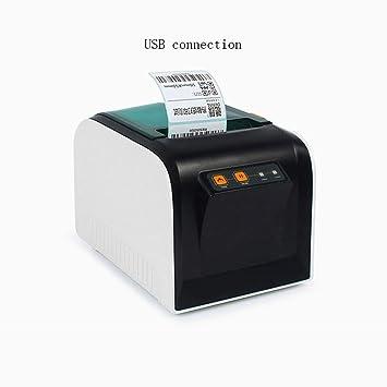 HM2 Impresora térmica de Etiquetas Bluetooth USB Impresora ...