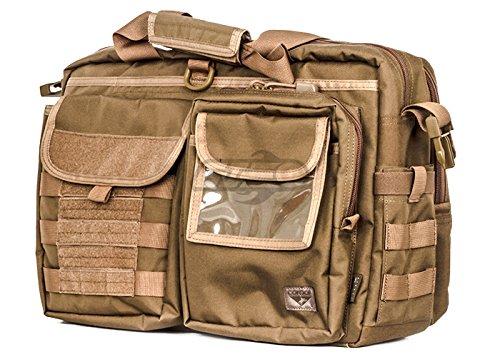 Condor Elite Tactical Metropolis Briefcase 111072-019 Brown