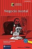 Negocio mortal: Compact Lernkrimi. Spanisch Grammatik - Niveau A2 (Compact Lernkrimi - Kurzkrimis)