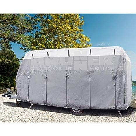 450-500 cm Brunner 7241498N Schutzh/ülle Caravan Cover 12M